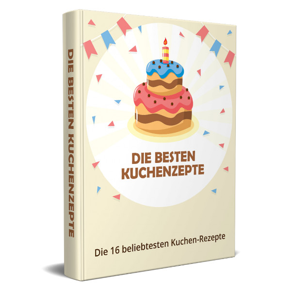 Die Besten Kuchenrezepte Internet Marketing Shop